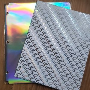 Holographic Folders